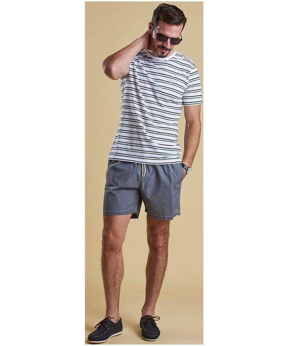 e35fcaad6ed62 Barbour Victor Swim Shorts Slate Grey