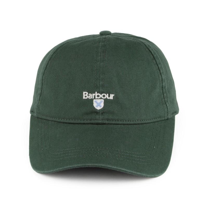 Barbour Cascade Cap Green