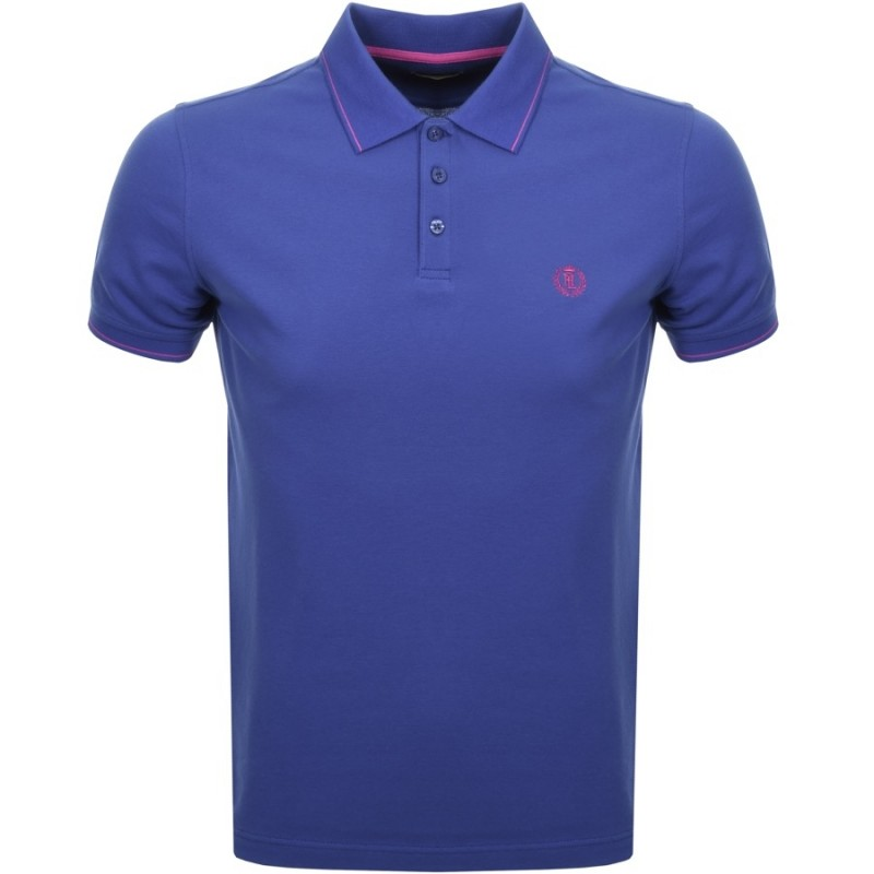 Henri Lloyd Abington Reg Polo Blue