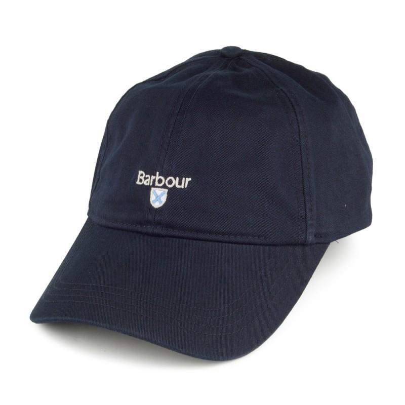 Barbour Cascade Cap Navy