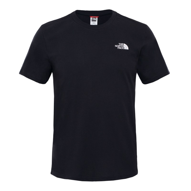 The North Face S/S Simple Dome T-Shirt TNF Black