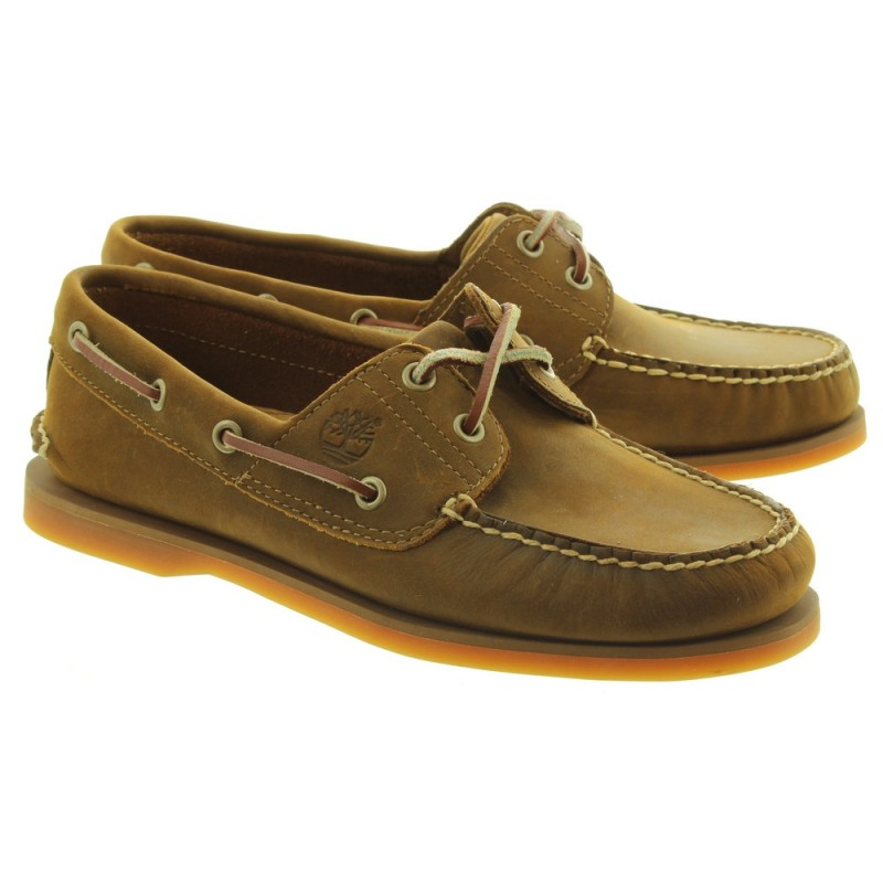 Timberland CLS21 BOAT Brown
