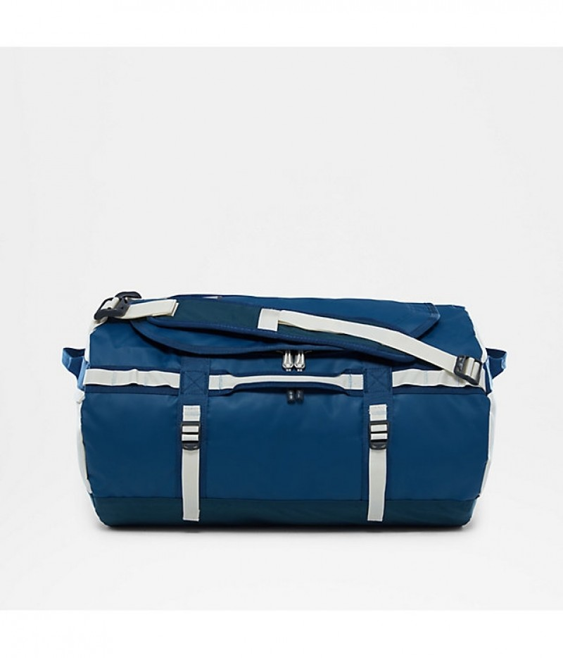 The North Face BASE CAMP DUFFEL S	Blue/White