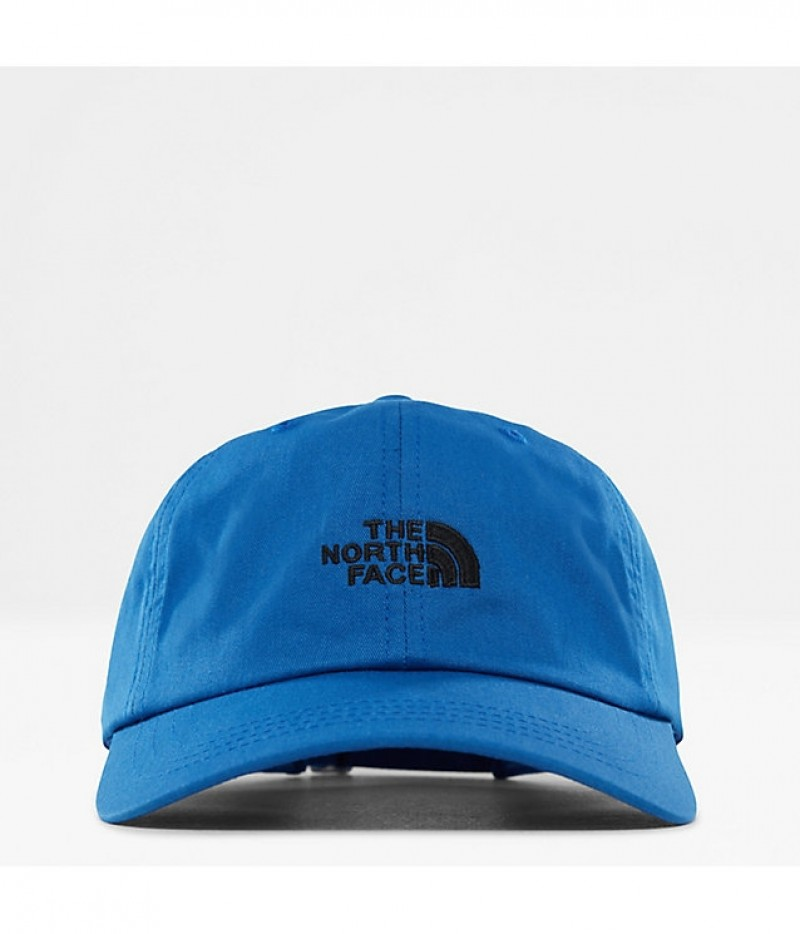 The-North-Face-THE NORM HAT Blue