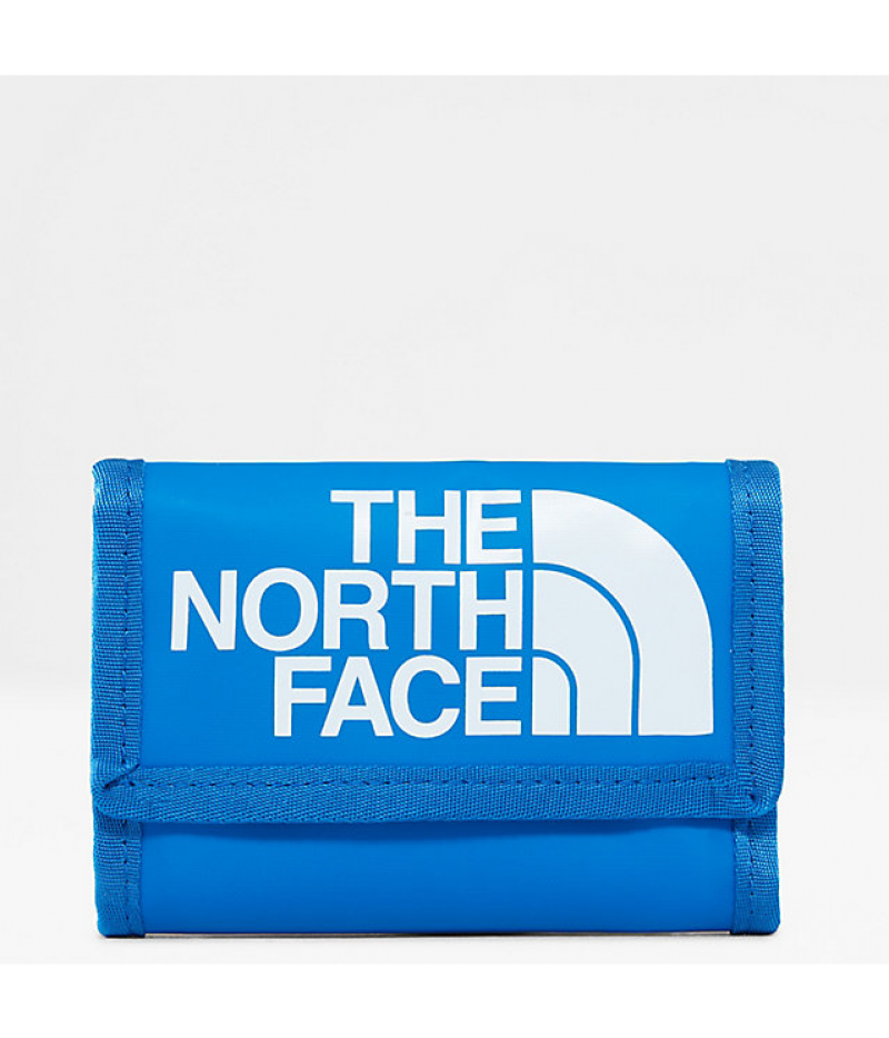 The North Face Base Camp Wallet Blue
