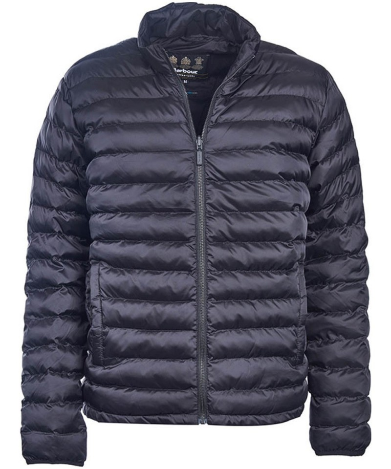 Barbour International Impeller Jacket Black