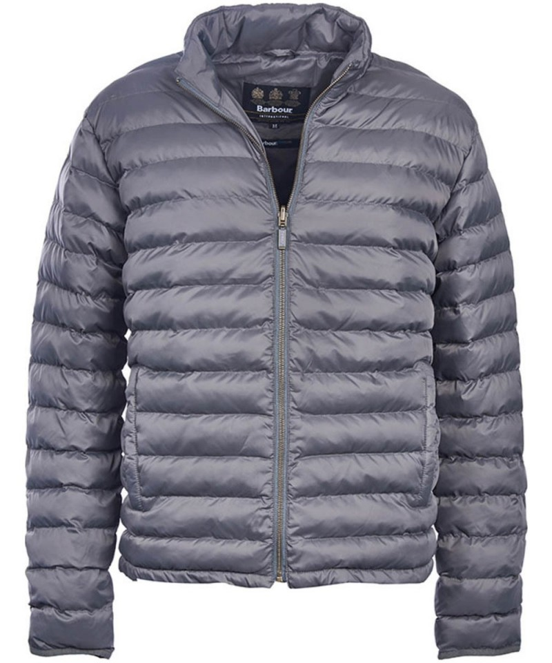 Barbour International Impeller Jacket Grey