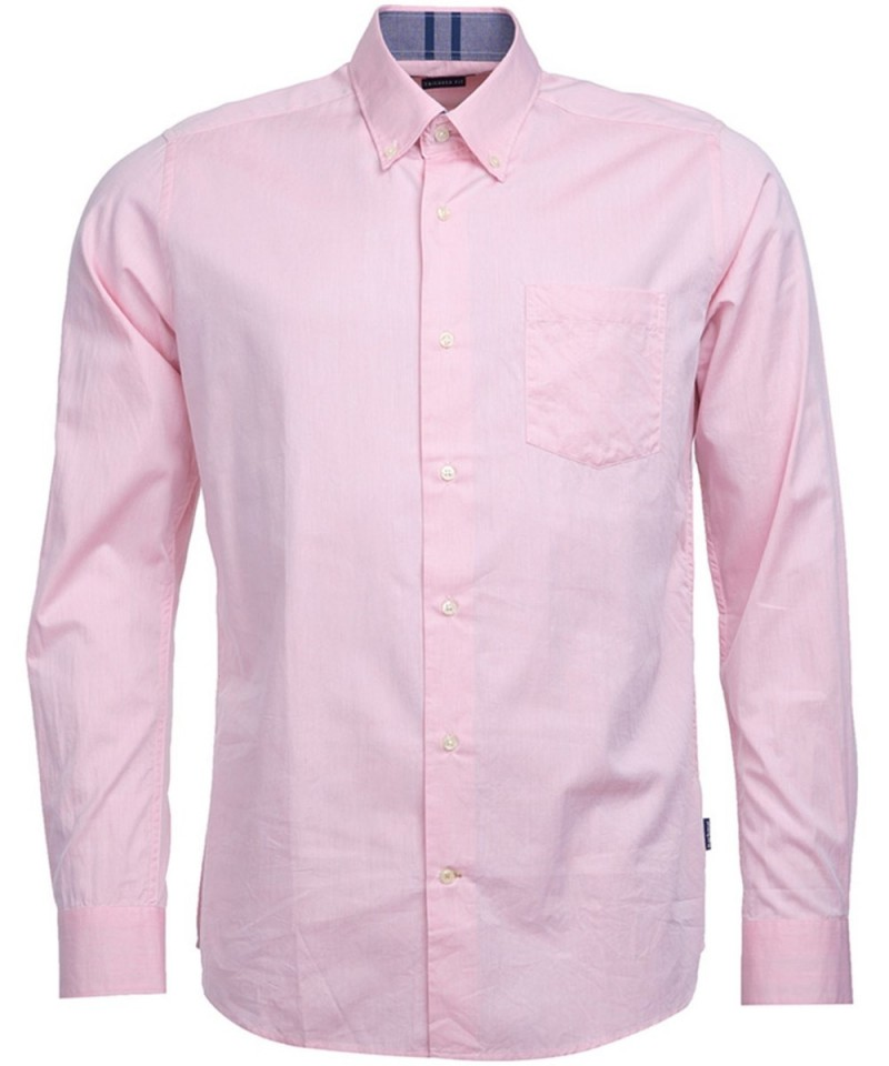 Barbour	CRICHTON SHIRT Pink