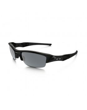 OAKLEY 12-900 Polarized Jet Black Black Iridium Polarized Lens Sunglasses