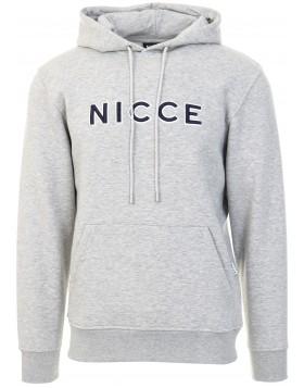 NICCE Truman Hoodie - Light Grey Marl