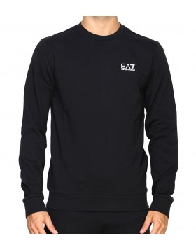 EA7 8NPM52 Crew Sweatshirt - Black