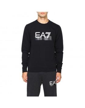 EA7 Logo Sweatshirt - Navy