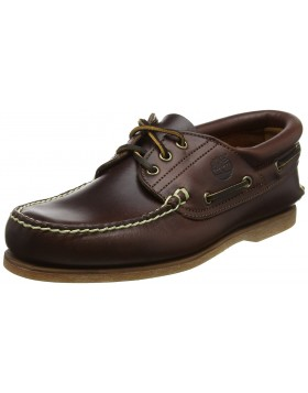 Timberland 3I Pad Collar Boat Brown