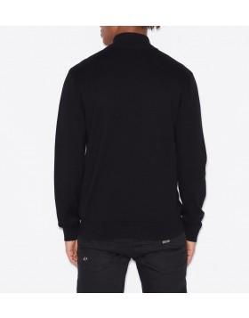 Armani Exchange PULLOVER WITH ZIP