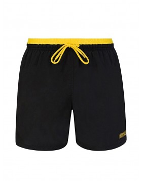 Barbour International Edge Trim Swim Shorts Black