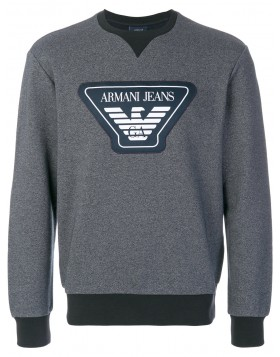 Armani  AJ SWEAT SHIRT	Grey