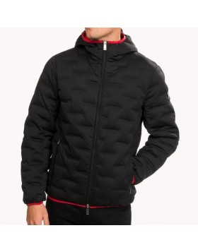 Armani Exchange 6GZB02 Puffer Jacket - Black