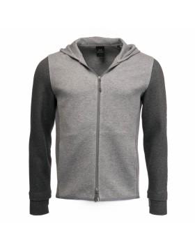 Armani Exchange 8NZM75 Sweatshirt - Grey