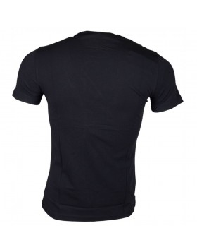 Armani Cotton T-Shirt Black