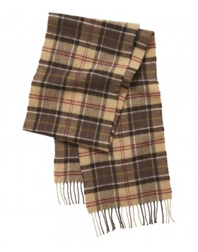 Barbour Tartan Lambswool Muted