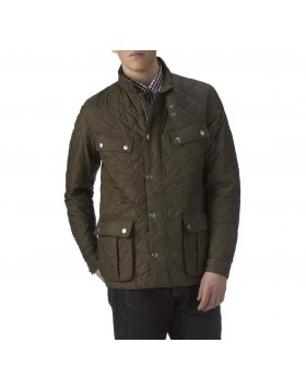 Barbour Ariel Quil  Olive