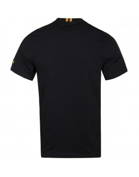 Barbour International Balance  Pocket Tee navy