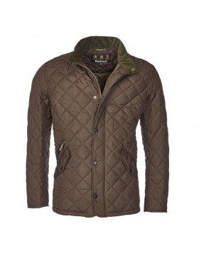 Barbour Chelsea Sports Quilt Olive