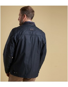 Barbour Claxton Jacket Navy