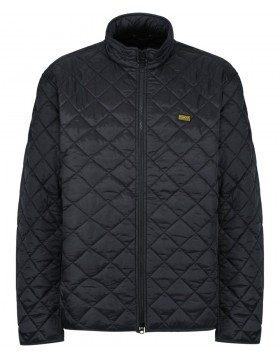 Barbour Gear Quilt Black