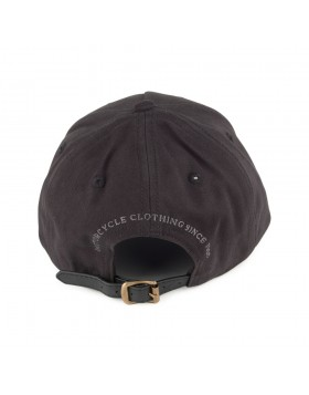 Barbour International Flags Sports Cap Black