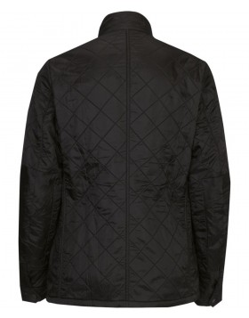 Barbour International Ariel Polarquilt Black