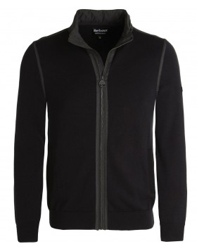 Barbour	CHAMPION ZIP THROUGH  Black