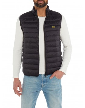 Barbour International Impeller Gilet Black