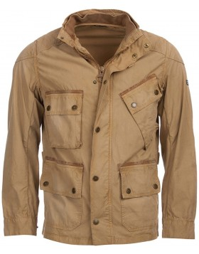 Barbour International Tempo Casual Jacket  stone