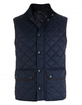 Barbour Tantallon Navy