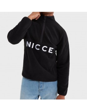 NICCE Corto Half Zip Fleece - Black