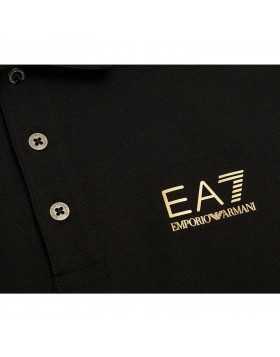 EA7 8NPF04 Jersey Polo Shirt