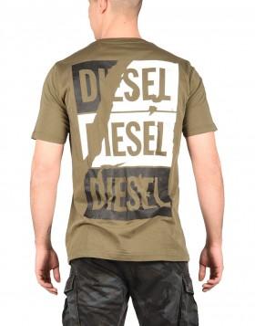 Diesel Just ZC Tee Olive