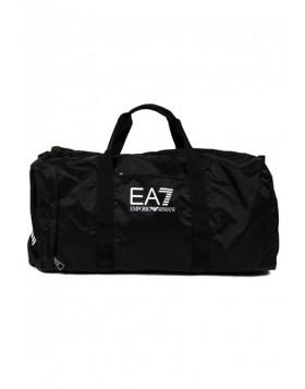 EA7 Train Prime Gym Bag - Black
