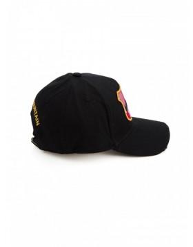 Dsquared2 Black 1995 Logo Baseball Cap