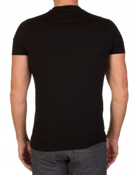 Dsquared2 Black Crew Neck T-Shirt