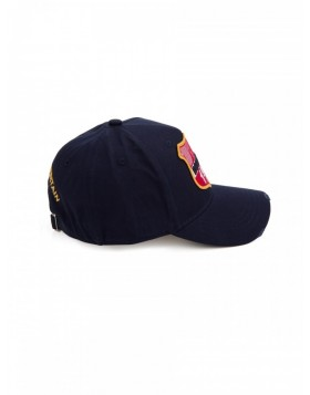 Dsquared2 Navy 1995 Logo Baseball Cap