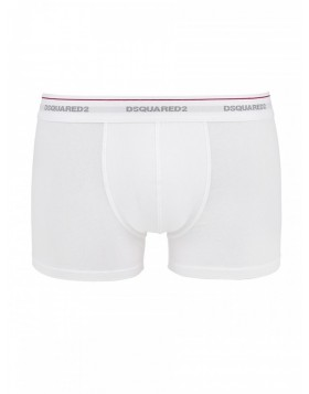 Dsquared2 White 3 Pack Trunks