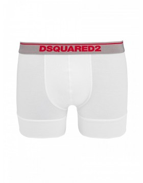 Dsquared2 White Twin Pack Trunks
