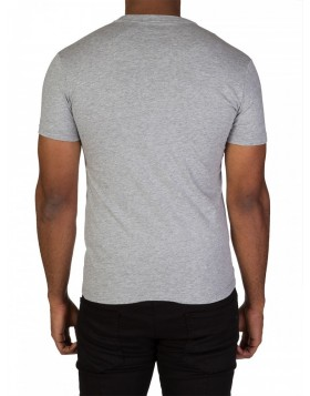 Dsquared2 Grey Maple Logo T-Shirt