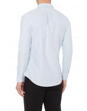 Farah Brewer LS Shirt Sky Blue