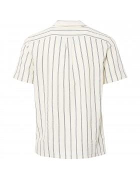 Farah Robins Casual SS Shirt Off-White