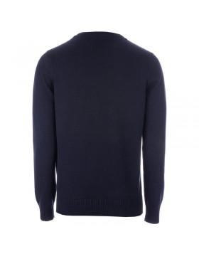 Henri Lloyd Gell Reg Crew Knit Blue