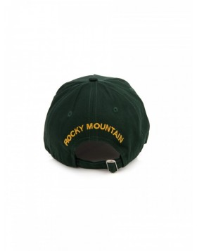 Dsquared2 Green 1995 Logo Baseball Cap