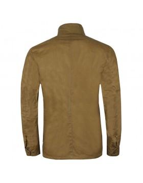 Barbour International Lightweight Duke Wax Jacket - Sand